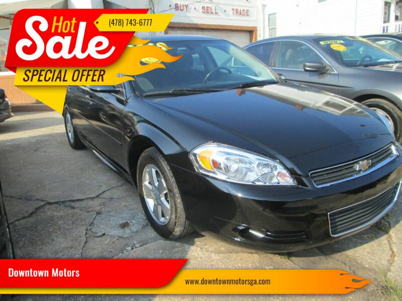 2011 Chevrolet Impala for sale at Downtown Motors in Macon GA