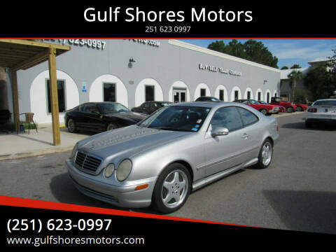 2000 Mercedes-Benz CLK for sale at Gulf Shores Motors in Gulf Shores AL