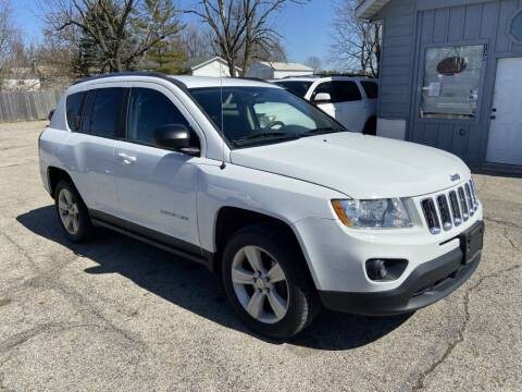 2011 Jeep Compass for sale at Stiener Automotive Group in Galloway OH