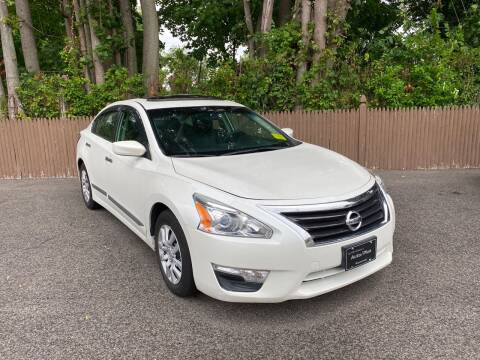 2014 Nissan Altima for sale at Auto Plus in Amesbury MA