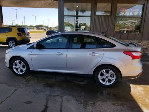2012 Ford Focus for sale at Clairemont Motors in Eau Claire WI