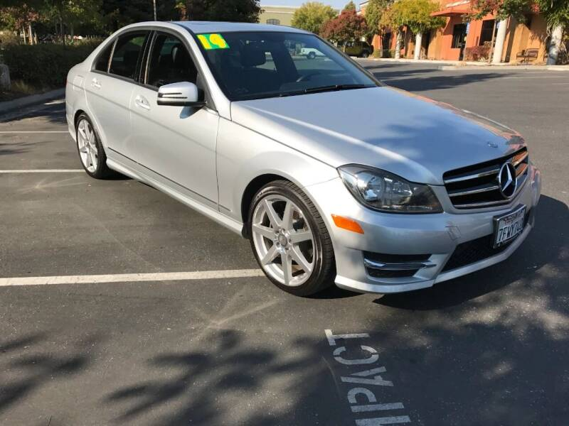 2014 Mercedes-Benz C-Class for sale at Specialized Auto Sales in Santa Cruz CA