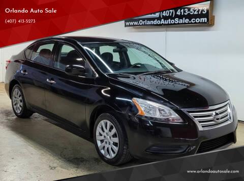 2014 Nissan Sentra for sale at Orlando Auto Sale in Orlando FL