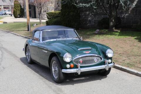 1967 Austin-Healey 3000 Mark III BJ8 for sale at Gullwing Motor Cars Inc in Astoria NY