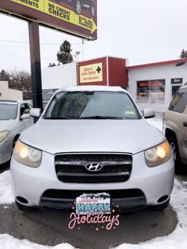 2007 Hyundai Santa Fe for sale at Direct Auto Sales+ in Spokane Valley WA