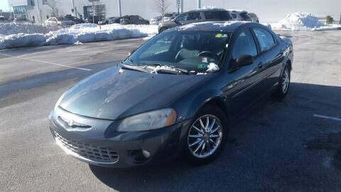 2003 Chrysler Sebring for sale at WEINLE MOTORSPORTS in Cleves OH