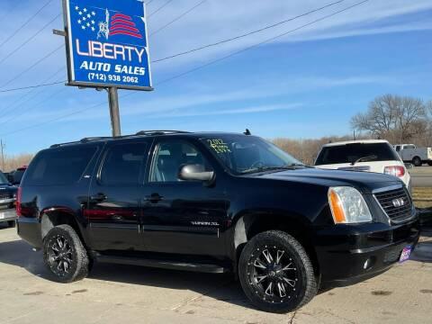2012 GMC Yukon XL for sale at Liberty Auto Sales in Merrill IA