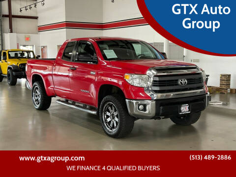2014 Toyota Tundra for sale at UNCARRO in West Chester OH