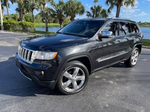 2013 Jeep Grand Cherokee for sale at Vogue Auto Sales in Pompano Beach FL