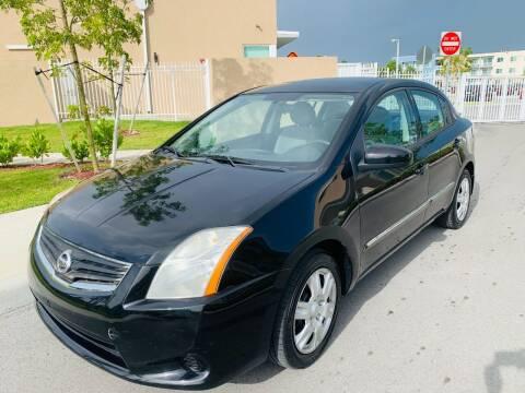 2011 Nissan Sentra for sale at LA Motors Miami in Miami FL