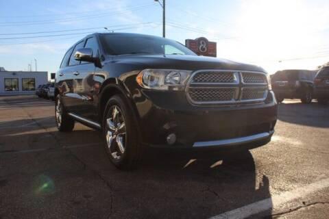 2011 Dodge Durango for sale at B & B Car Co Inc. in Clinton Township MI