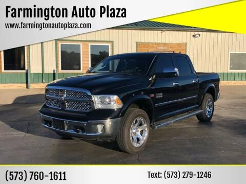 2014 RAM Ram Pickup 1500 for sale at Farmington Auto Plaza in Farmington MO