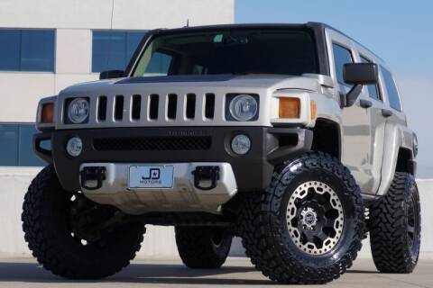 2008 HUMMER H3 for sale at JD MOTORS in Austin TX