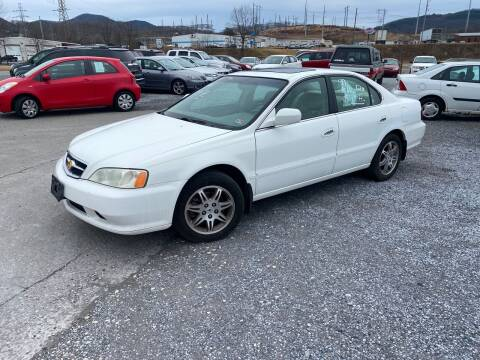 1999 Acura TL for sale at Bailey's Auto Sales in Cloverdale VA