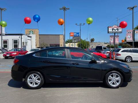 2017 Chevrolet Cruze for sale at MILLENNIUM CARS in San Diego CA