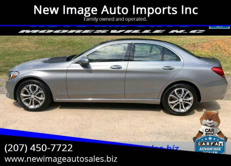2016 Mercedes-Benz C-Class for sale at New Image Auto Imports Inc in Mooresville NC