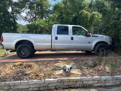 2011 Ford F-350 Super Duty for sale at Texas Truck Sales in Dickinson TX