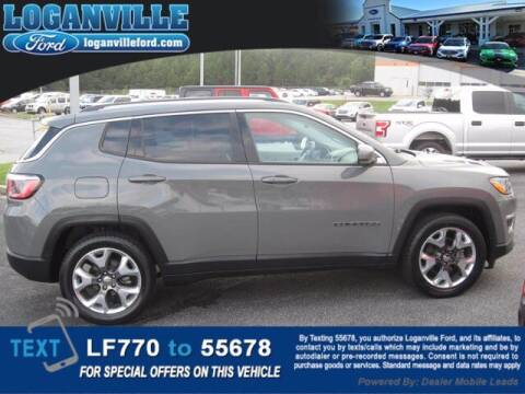 2019 Jeep Compass for sale at Loganville Quick Lane and Tire Center in Loganville GA