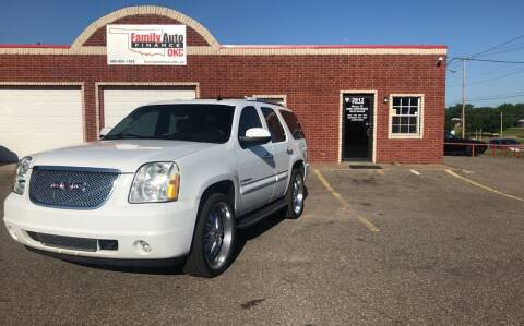 2007 GMC Yukon for sale at Family Auto Finance OKC LLC in Oklahoma City OK