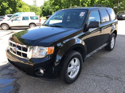 2012 Ford Escape for sale at Barga Motors in Tewksbury MA