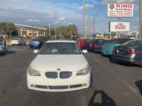 2004 BMW 5 Series for sale at King Auto Deals in Longwood FL