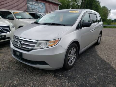 2011 Honda Odyssey for sale at Hwy 13 Motors in Wisconsin Dells WI