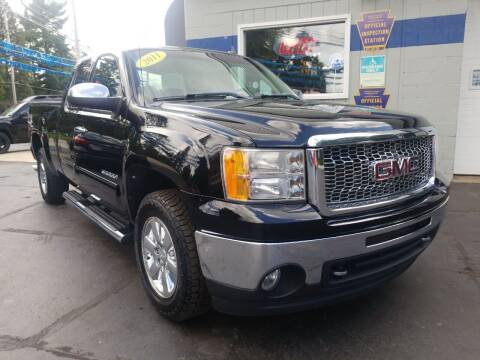 2011 GMC Sierra 1500 for sale at Fleetwing Auto Sales in Erie PA