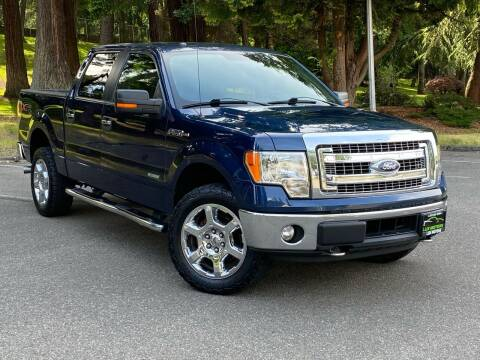 2014 Ford F-150 for sale at Lux Motors in Tacoma WA