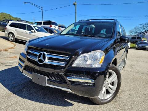 2012 Mercedes-Benz GL-Class for sale at Philip Motors Inc in Snellville GA