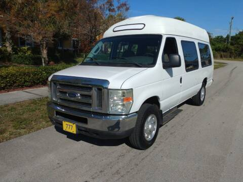 2008 Ford E-Series Cargo for sale at LAND & SEA BROKERS INC in Deerfield FL