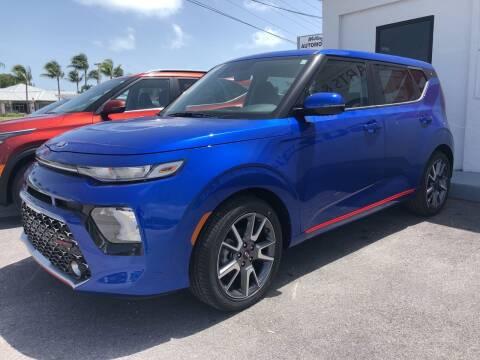 2021 Kia Soul for sale at Key West Kia - Wellings Automotive & Suzuki Marine in Marathon FL