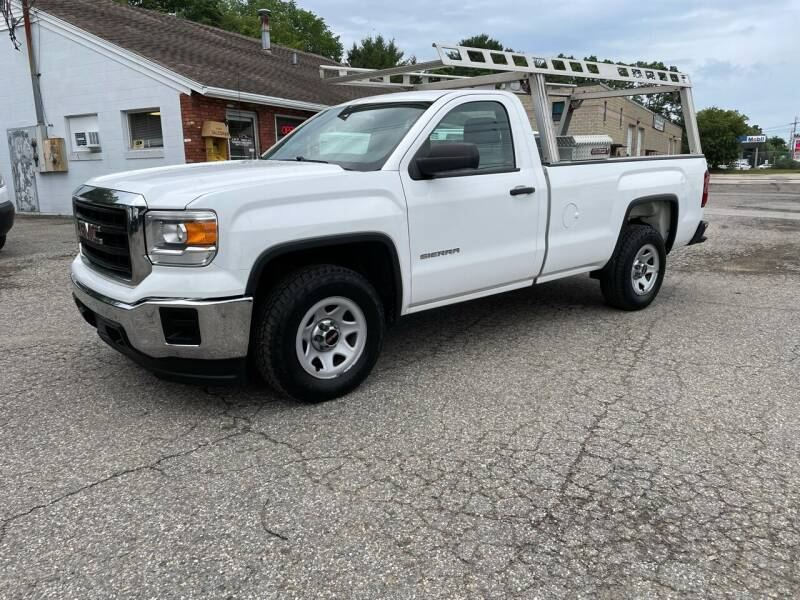 2015 GMC Sierra 1500 for sale at J.W.P. Sales in Worcester MA