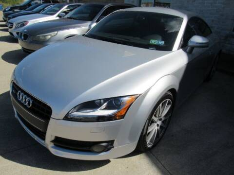 2008 Audi TT for sale at Tony's Auto World in Cleveland OH