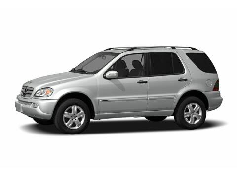 2004 Mercedes-Benz M-Class for sale at Harrison Imports in Sandy UT