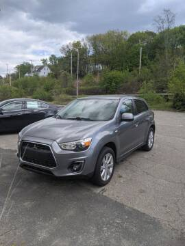 2015 Mitsubishi Outlander Sport for sale at WEB NIK Motors in Fitchburg MA