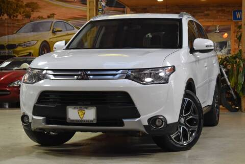 2015 Mitsubishi Outlander for sale at Chicago Cars US in Summit IL