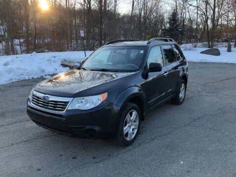 2009 Subaru Forester for sale at Putnam Auto Sales Inc in Carmel NY