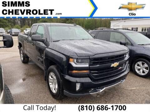 2018 Chevrolet Silverado 1500 for sale at Aaron Adams @ Simms Chevrolet in Clio MI