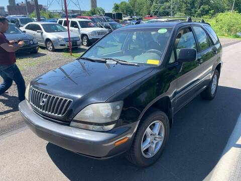 1999 Lexus RX 300 for sale at Trocci's Auto Sales in West Pittsburg PA