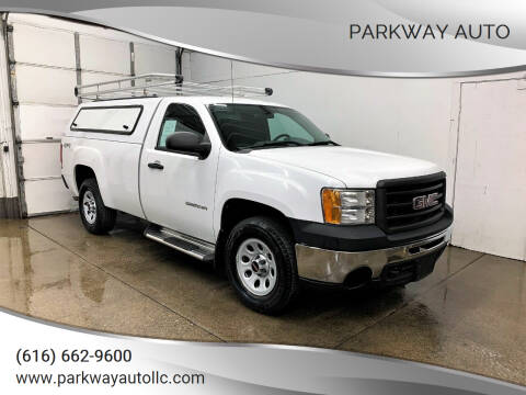 2011 GMC Sierra 1500 for sale at PARKWAY AUTO in Hudsonville MI