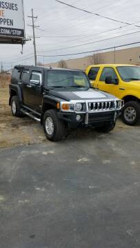 2006 HUMMER H3 for sale at Country Auto Sales in Boardman OH