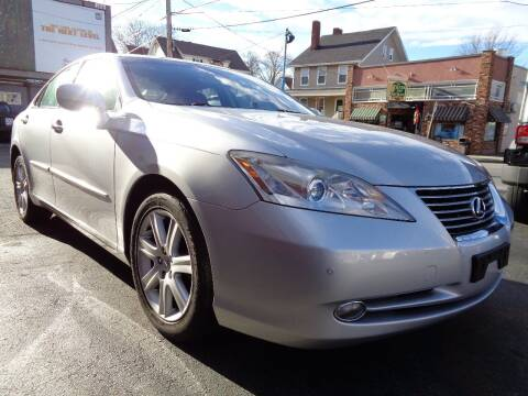 2007 Lexus ES 350 for sale at Best Choice Auto Sales Inc in New Bedford MA