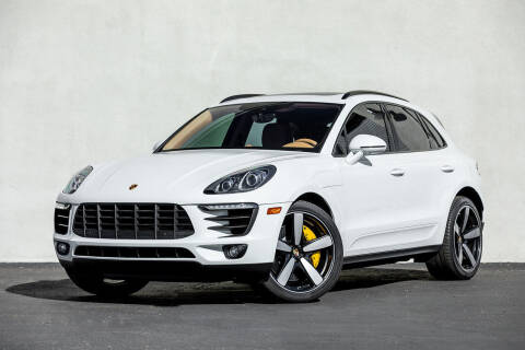 2015 Porsche Macan for sale at Nuvo Trade in Newport Beach CA