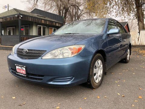 2003 Toyota Camry for sale at Local Motors in Bend OR