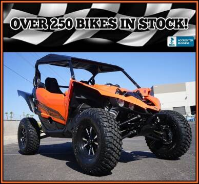 2017 Yamaha YXZ1000R EPS SE for sale at AZautorv.com in Mesa AZ