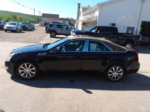 2009 Cadillac CTS for sale at ROUTE 119 AUTO SALES & SVC in Homer City PA