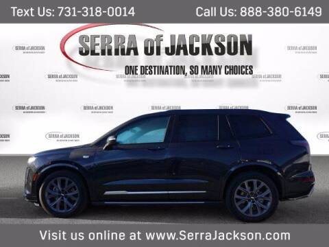 2020 Cadillac XT6 for sale at Serra Of Jackson in Jackson TN