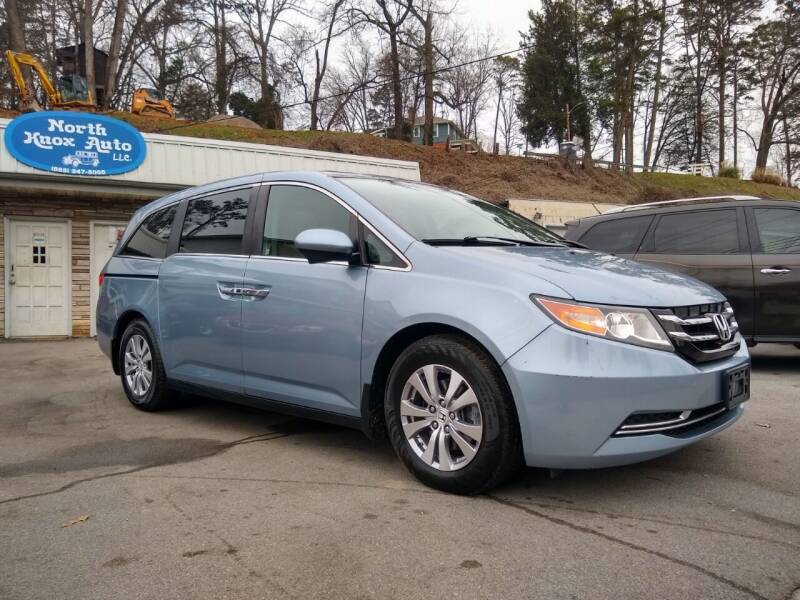 2014 Honda Odyssey for sale at North Knox Auto LLC in Knoxville TN