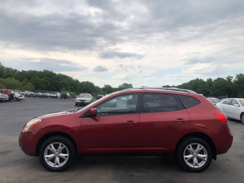 2008 Nissan Rogue for sale at CARS PLUS CREDIT in Independence MO