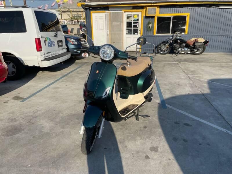 2021 Amigo Avenza150 for sale at FJ Auto Sales North Hollywood in North Hollywood CA